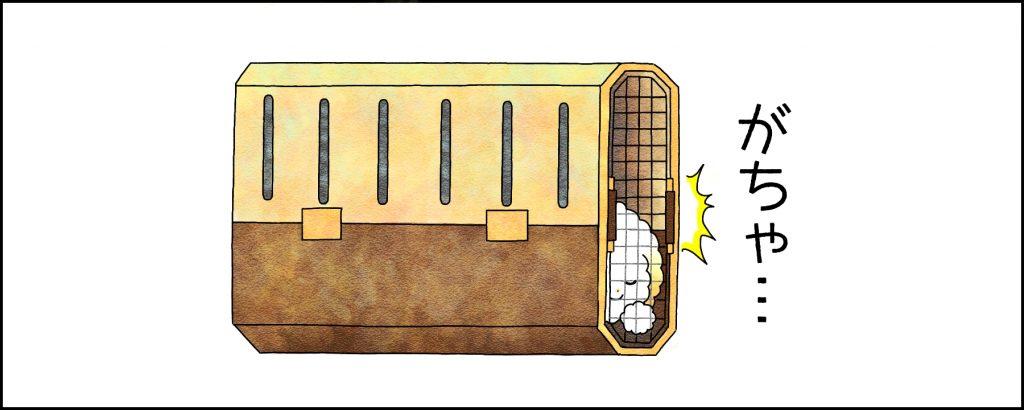 【STEP9】クレートの扉を閉めても嫌がられないようにする